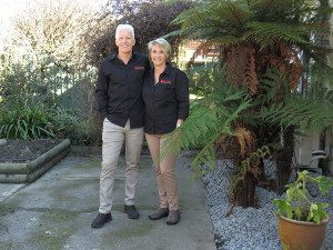 Elliott and Carol Drayton - Northwest Christchurch building reports and house inspections